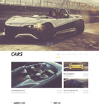 Cars Joomla  Template 52182