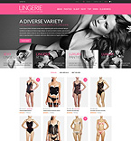 Fashion PrestaShop Template 52184
