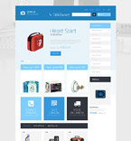 Medical PrestaShop Template 52185