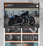 Cars PrestaShop Template 52186