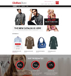 Fashion Magento Template 52187