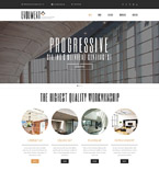 Architecture Website  Template 52190
