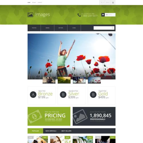 Images   - PrestaShop Template based on Bootstrap