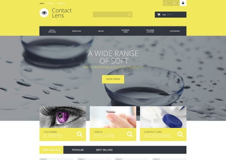 Contact Lens Technology