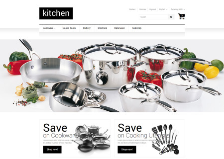 Kitchen Supplies Store