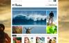 """Photo and Video"" - адаптивний PrestaShop шаблон New Screenshots BIG"