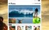 Photo and Video PrestaShop Theme New Screenshots BIG