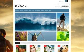 Photo and Video PrestaShop Theme