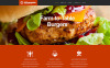 Plantilla Muse para Sitio de Cafeterías y Restaurantes New Screenshots BIG