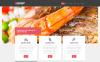 Responzivní Drupal šablona na téma Evropská kuchyně Restaurace New Screenshots BIG