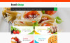 """Tasty Shop"" thème Magento adaptatif New Screenshots BIG"