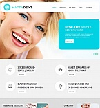 Medical Moto CMS HTML  Template 52203