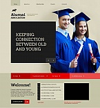 Education Moto CMS HTML  Template 52208