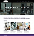 Furniture Moto CMS HTML  Template 52209