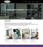 Furniture Moto CMS HTML  Template 52209