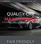 Cars Moto CMS HTML  Template 52215