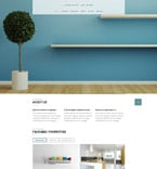 Real Estate Website  Template 52227