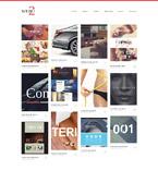 Web design Website  Template 52230