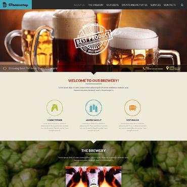 Купить  пофессиональные Bootstrap и html шаблоны. Купить шаблон #52235 и создать сайт.