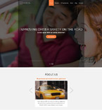 Education Website  Template 52238