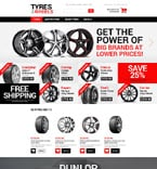 Cars Magento Template 52241