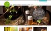 Responsivt PrestaShop-tema för Bryggeri New Screenshots BIG
