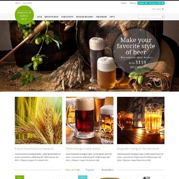 Купить  пофессиональные PrestaShop шаблоны. Купить шаблон #52246 и создать сайт.