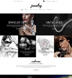 Jewelry Shopify Template 52253