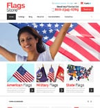Politics Shopify Template 52254