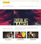 Fashion Shopify Template 52256