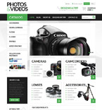Electronics Shopify Template 52260