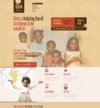Charity WordPress Template 52265