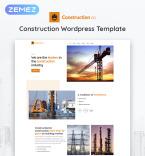 Architecture WordPress Template 52266