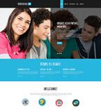 Education WordPress Template 52267