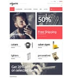 osCommerce  Template 52274