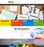 Art & Photography WooCommerce Template 52277