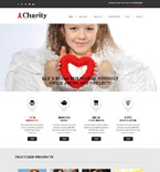 Charity Muse  Template 52281