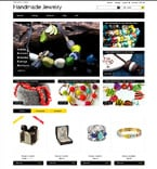 Jewelry PrestaShop Template 52284