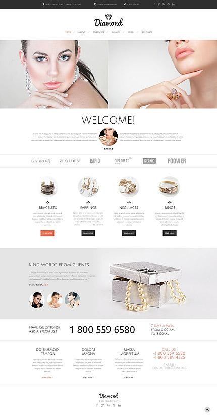 Website Template #52289