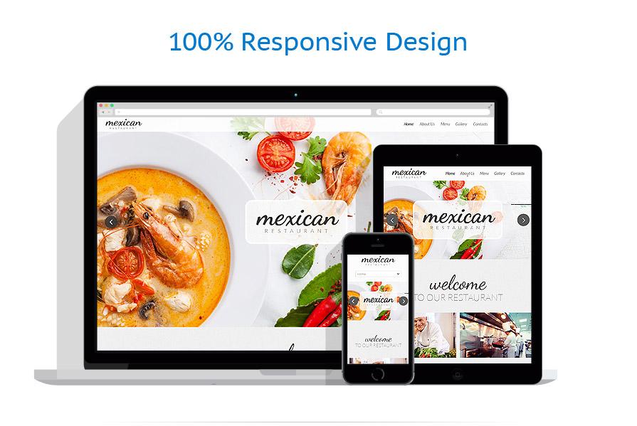 Modèles HTML5 Café et Restaurant #52291