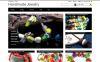 Адаптивний PrestaShop шаблон на тему прикраси New Screenshots BIG