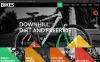 Адаптивный OpenCart шаблон №52242 на тему велосипеды New Screenshots BIG