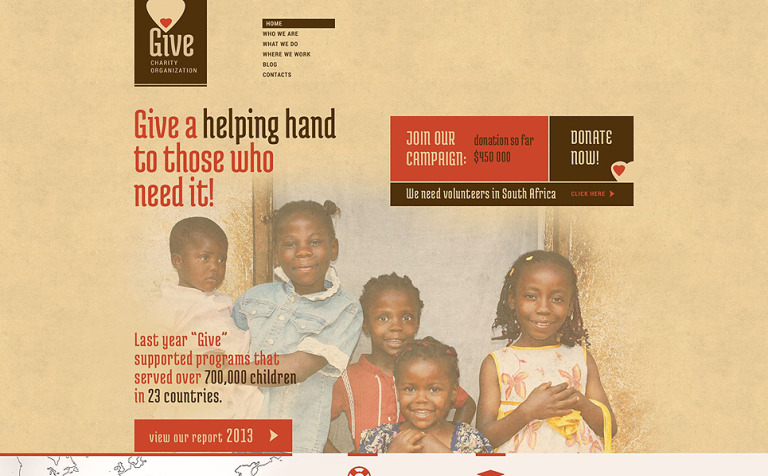 Power of Hope Community WordPress Theme