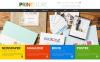 Reszponzív Print Production WooCommerce sablon New Screenshots BIG