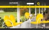 Stylish Outdoor Furniture PrestaShop Theme New Screenshots BIG