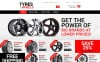 Wheels and Tyres Tema Magento №52241 New Screenshots BIG