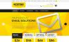 ZenCart шаблон №52263 на тему хостинг New Screenshots BIG