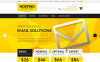 "ZenCart Vorlage namens ""Hosting Board"" New Screenshots BIG"