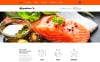 Responsivt Joomla-mall för europeisk restaurang New Screenshots BIG
