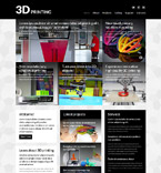 Art & Photography Joomla  Template 52307